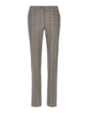 Prince of Wales check trousers