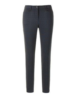 Jacquard trouser