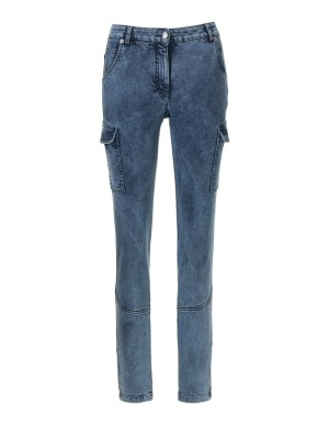 Cargo-style jeans