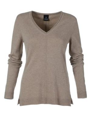 Versatile cashmere jumper