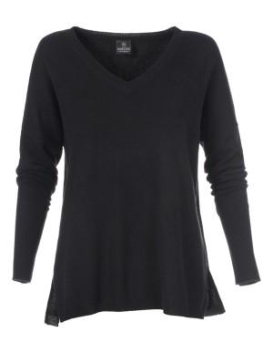 Cashmere V-neckline jumper