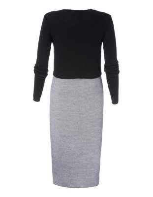 Knitted 2-piece