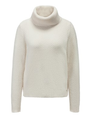 Soft, casual, textured jumper