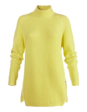 Loose-fitting cashmere jumper