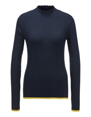 Contrast edge jumper