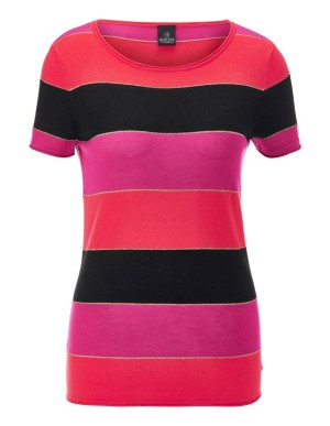 Colour block summer jumper