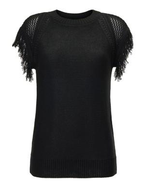 Fine knitwear jumper