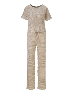 Knitted jumpsuit
