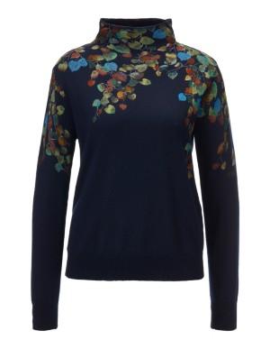 Embellished Merino jumper