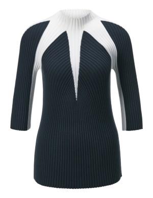 Star-patterned jumper