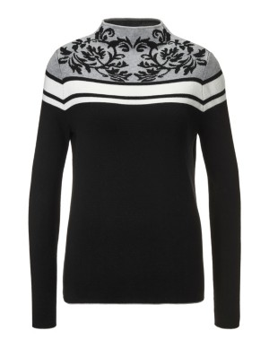 Milano-style knit jumper