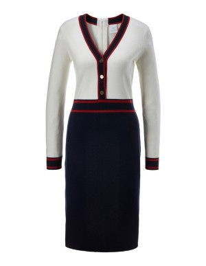 Milano knitted dress