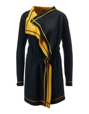 New wool cardigan