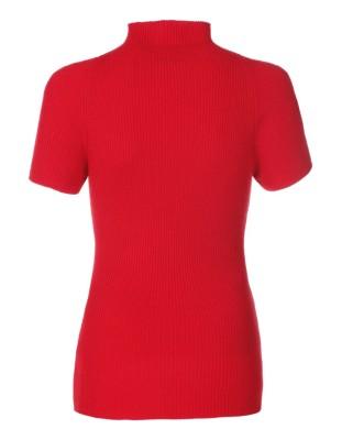 Short raglan sleeve jumper
