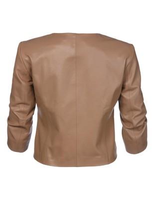Nappa lamb jacket