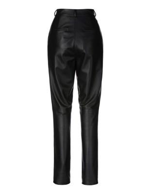 Leather trousers, nappa lamb