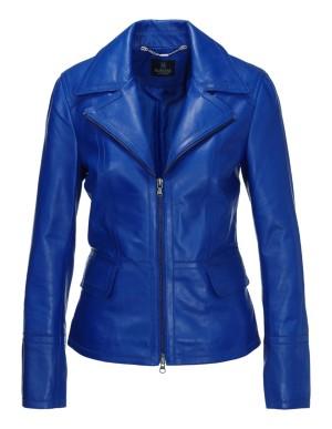 Beautifully soft nappa lamb leather jacket