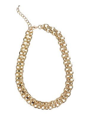 Double-strand necklace