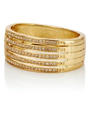 Ornamental stone-adorned bracelet