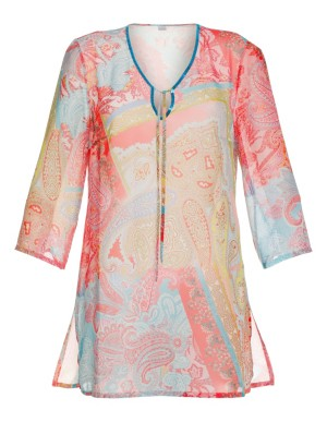 Exclusive beach tunic