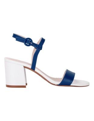 Eye-catching block heels