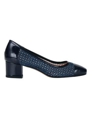 Perforated heels