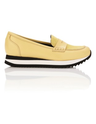 Modern classic loafers