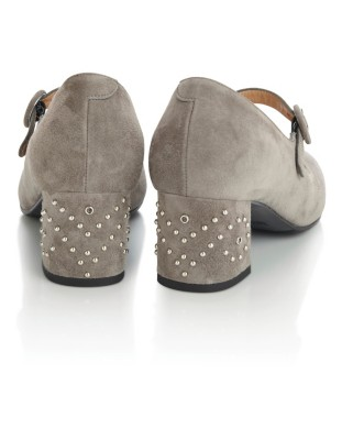 Stud adorned Mary Janes