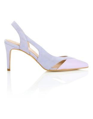 Handmade Spanish slingback heels