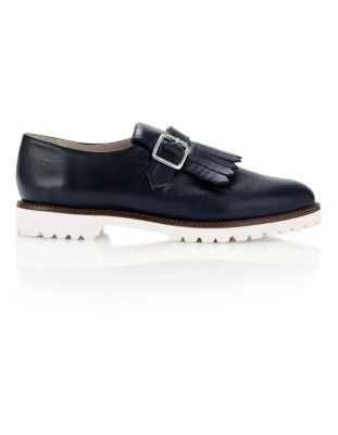 Italian leather loafers