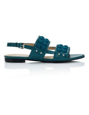 Stud-adorned sandals