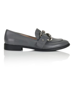 Italian leather moccasins