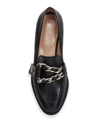 Italian leather moccasins