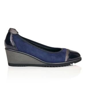 Italian leather heels