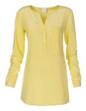Shirt, pure silk