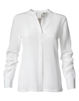 Casual silk blouse