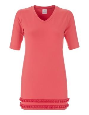 Feminine summer T-shirt