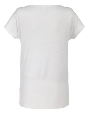 Shirt. Reines Leinen
