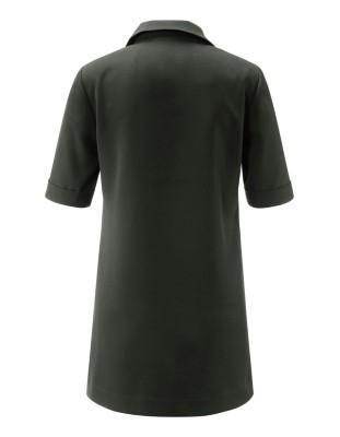 Long, short-sleeved shirt