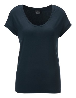 Essential top with dropped shoulders