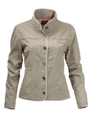 Denim look jacket, CANYON