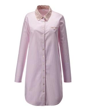 Comfortable pure cotton nightshirt