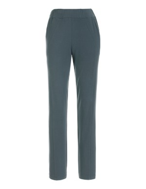 Wide-leg leisure trousers