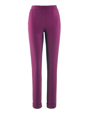 Slim-line trousers