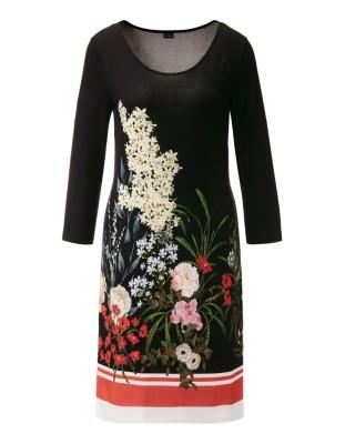 Floral nightshirt