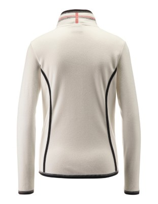 Fleece jacket with contrasting trim, CANYON