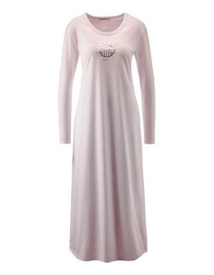 Long-sleeved jersey nightdress, FERAUD