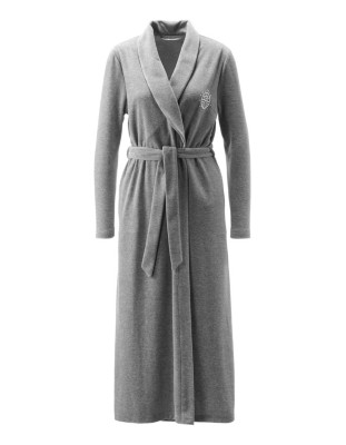 Velour dressing gown, FERAUD