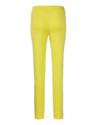 Jogging suit with contrasting trim