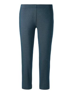 Denim-look leggings